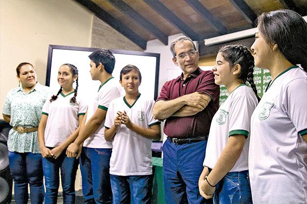Lanzan competencia para estudiantes emprendedores