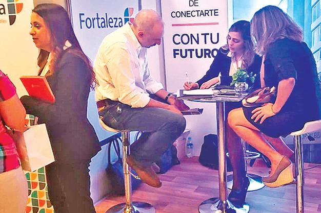 Fortaleza SA participó de importante congreso