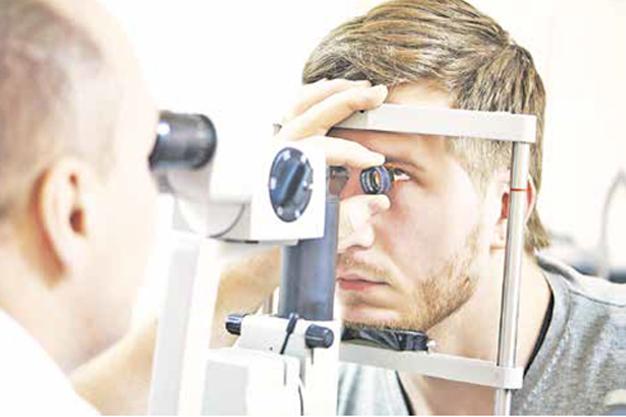 Cooperativa 21 de Setiembre fomenta la salud visual