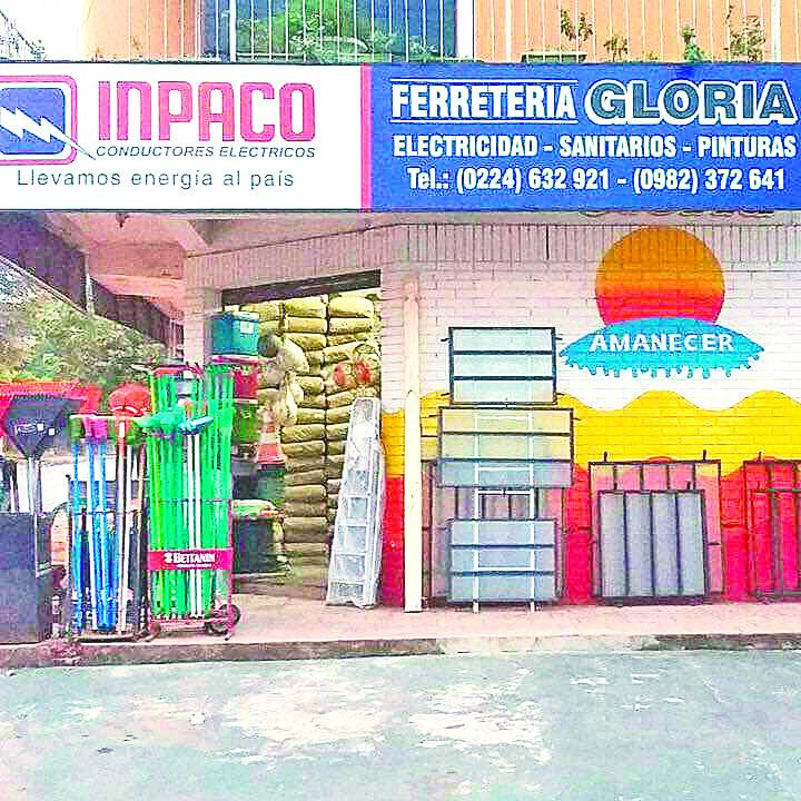 FERRETERÍA GLORIA, CALIDAD Y BUEN SERVICIO AL MEJOR PRECIO
