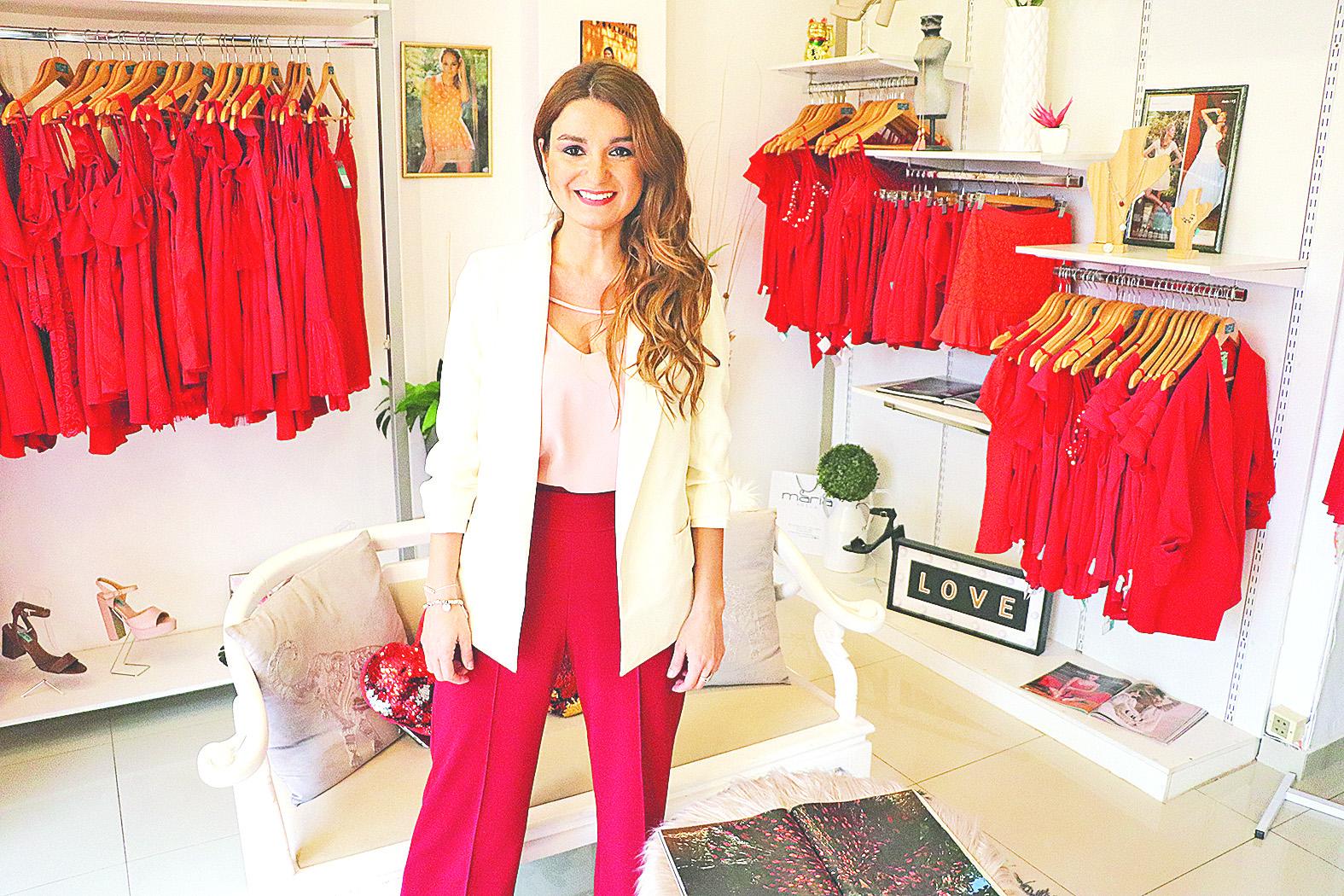 María Adela: prendas que se destacan
