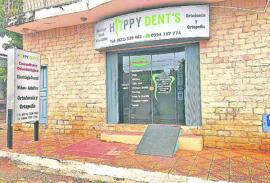 Happy Dent's, una buena razón para sonreír