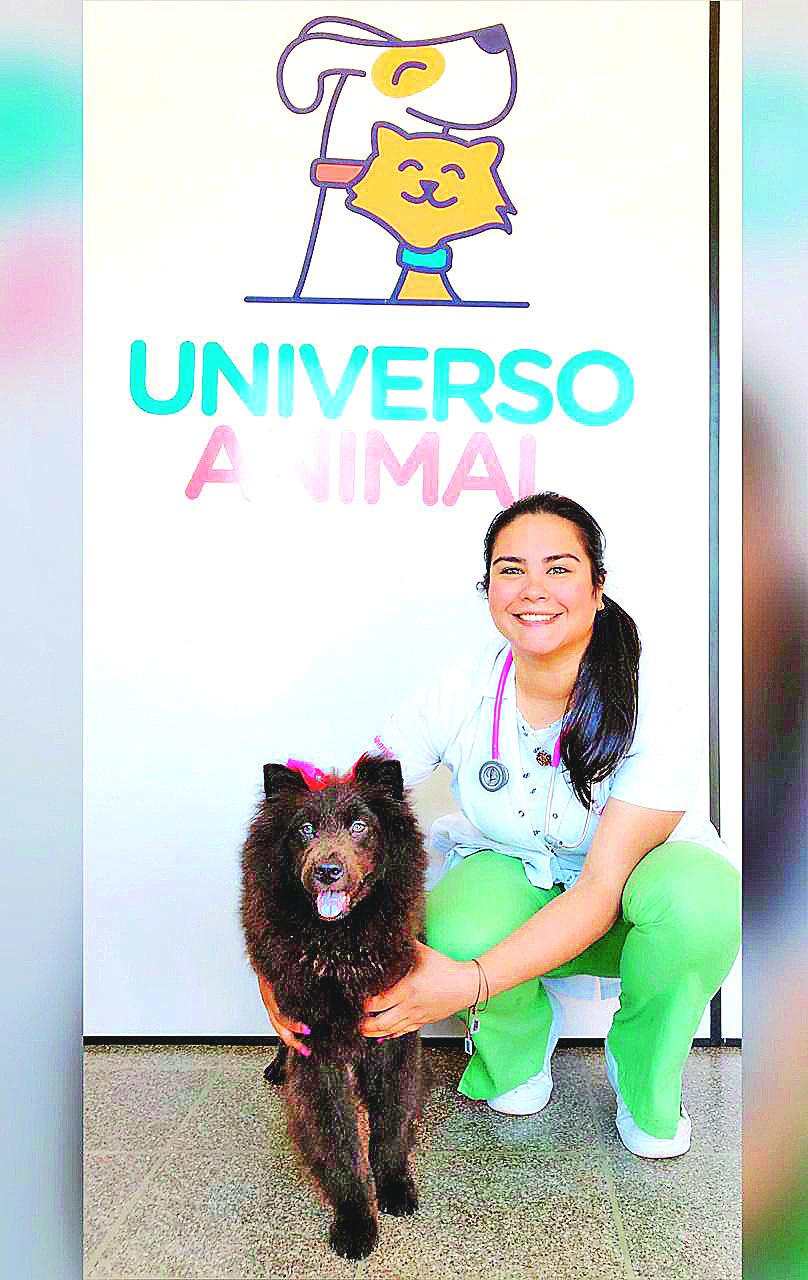 Universo Animal cuida la salud de las mascotas