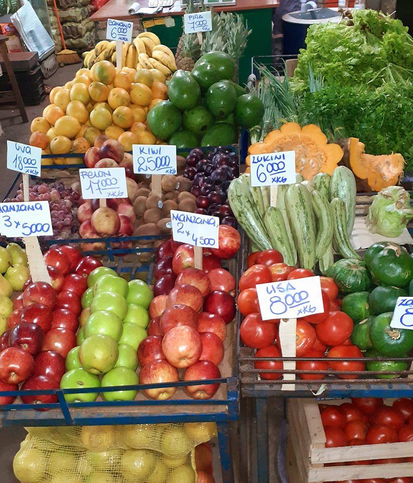 Frutas y verduras frescas de la mejor calidad y precio del mercado