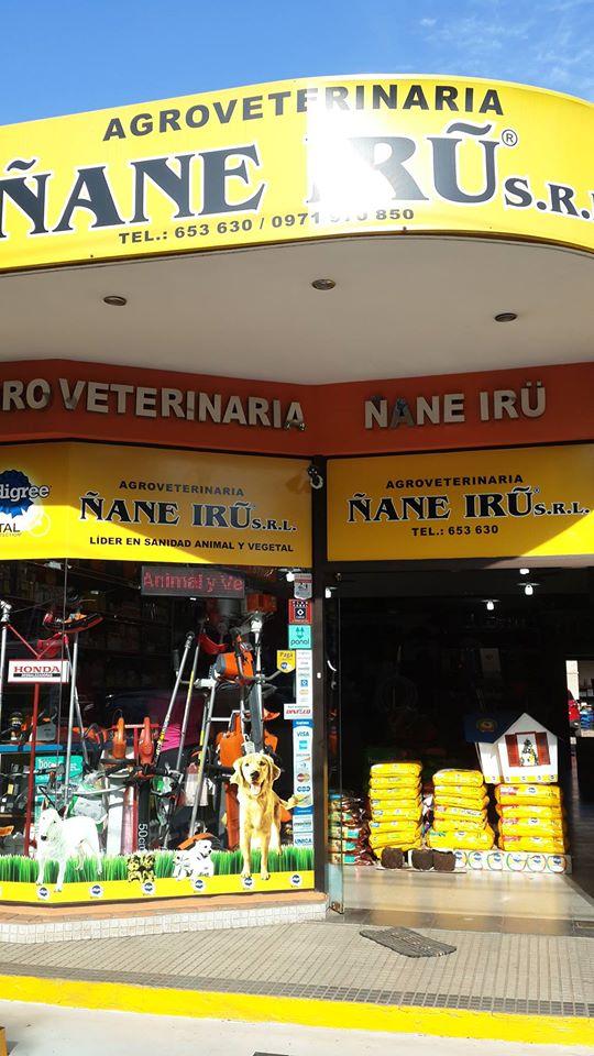 Ñane Irũ- Agroveterinaria Especialista en la sanidad animal y vegetal