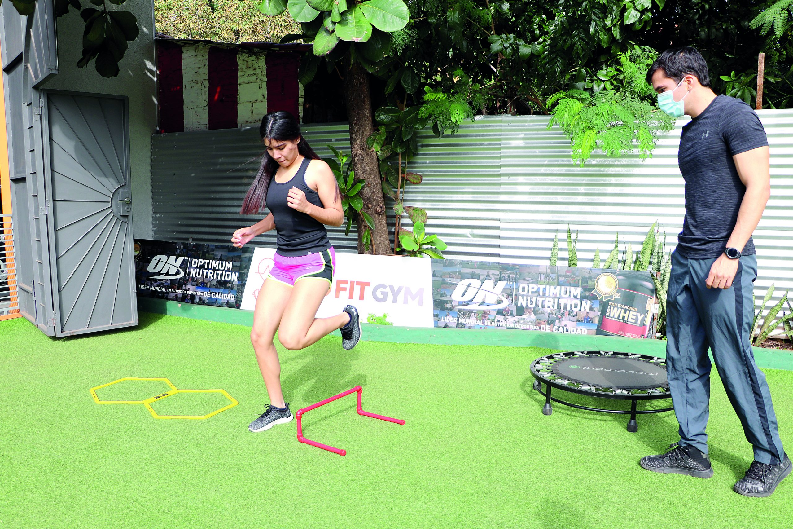 Go Fit Gym, sin excusas para cumplir objetivos
