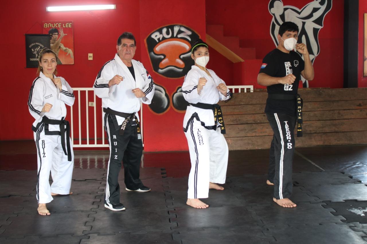 Disciplina y defensa personal para todas las edades