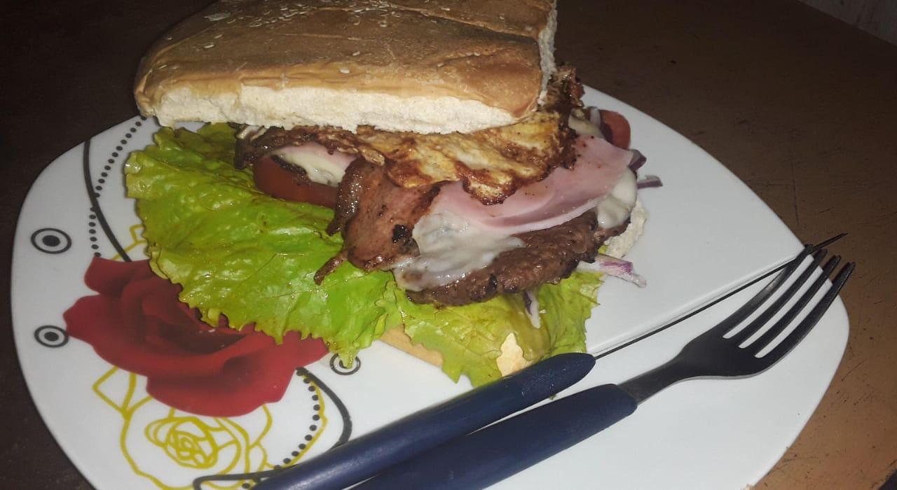 Heisenburger-Fast Food al paso