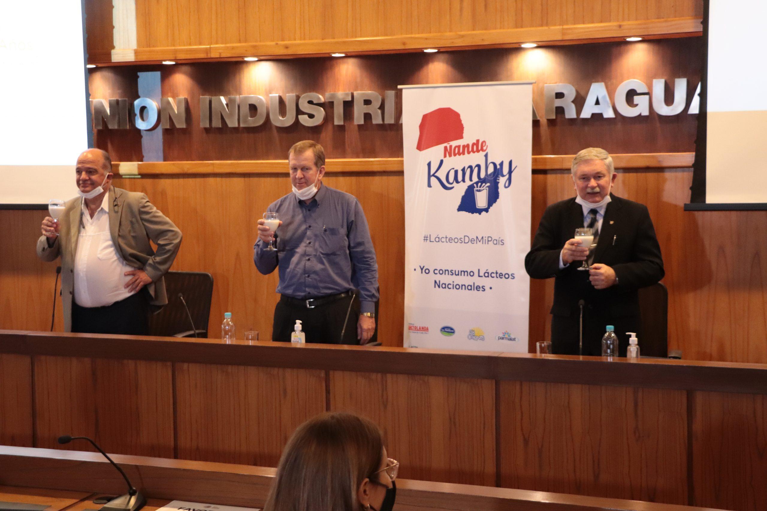 Capainlac impulsa campaña para promover el consumo de lácteos