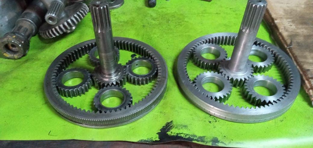 Fabricación de piezas con calidad y garantía