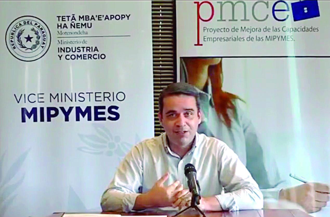PRESENTAN PLATAFORMA PARA ELEVAR CAPACIDADES A PYMES