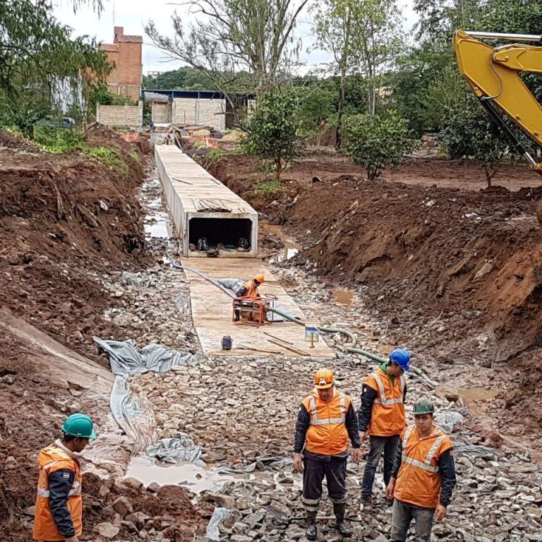 Solicitan eliminar tasa por servicio de desagüe pluvial en Asunción