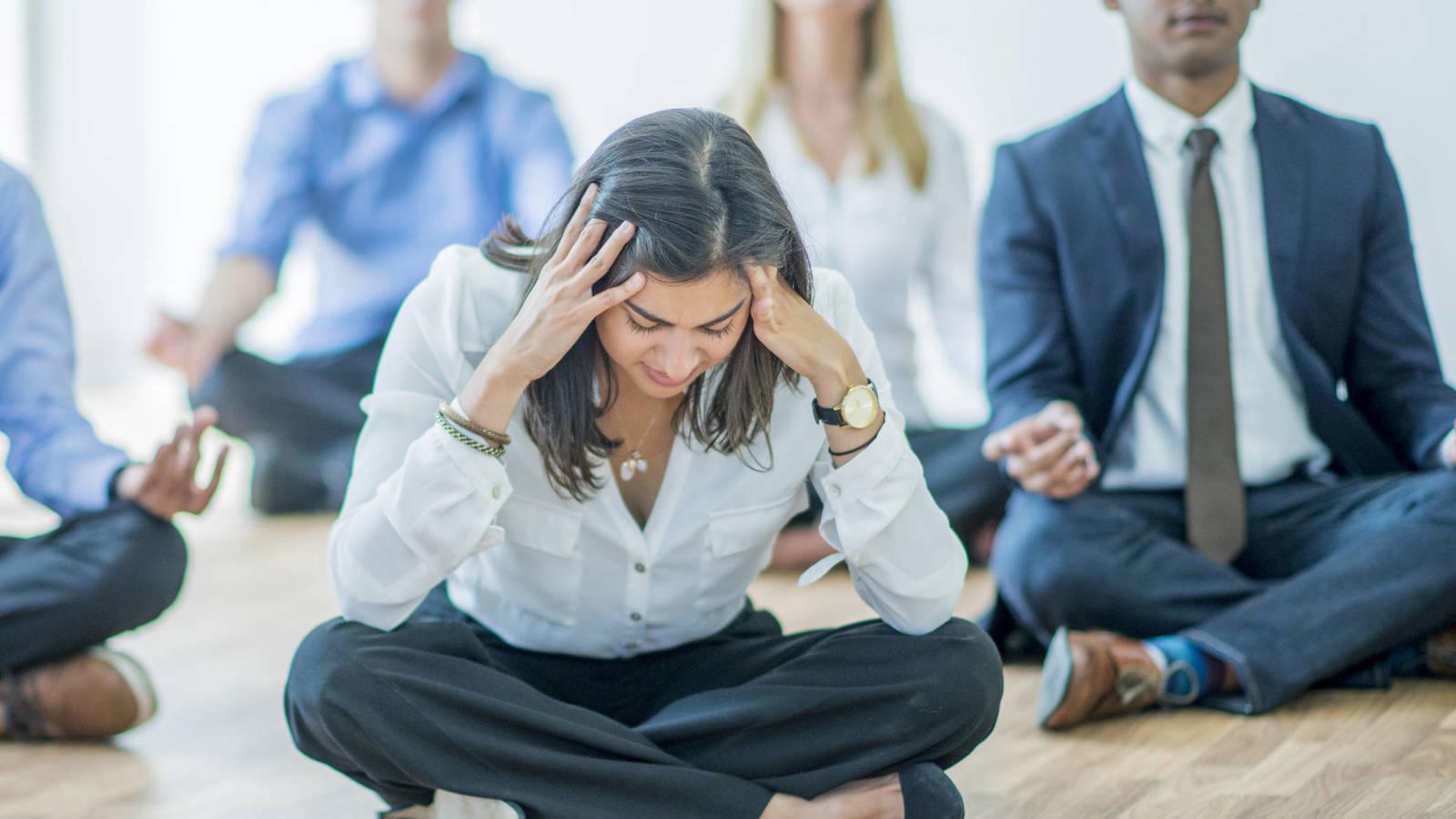 El camino para encontrar la estabilidad ante el estrés  y ansiedad, que son motores del desequilibrio emocional