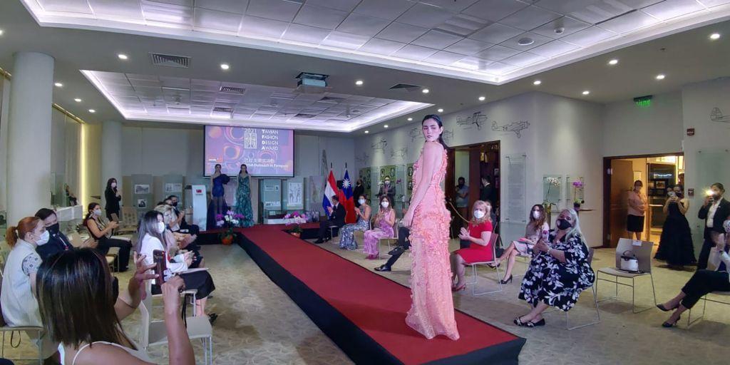 Diseñador paraguayo en Premio de Diseño de Moda de Taiwán