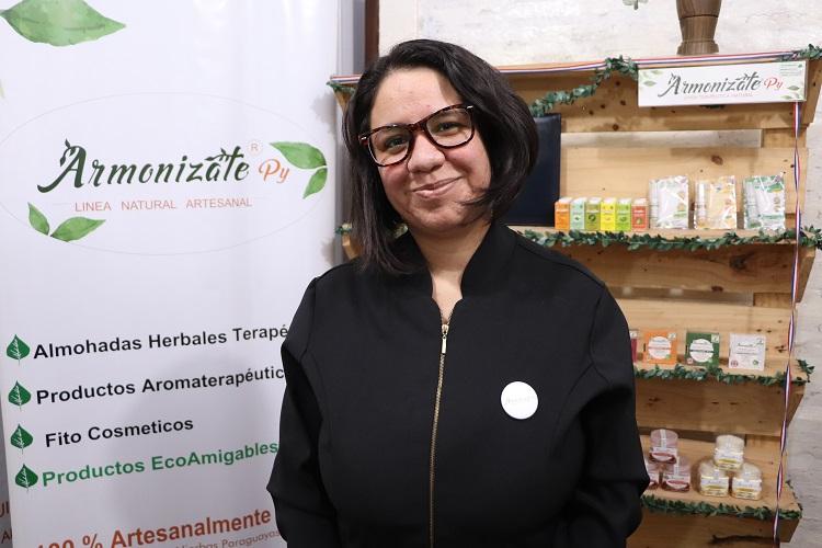 Armonizate, una propuesta cosmética natural desarrollada con hierbas medicinales
