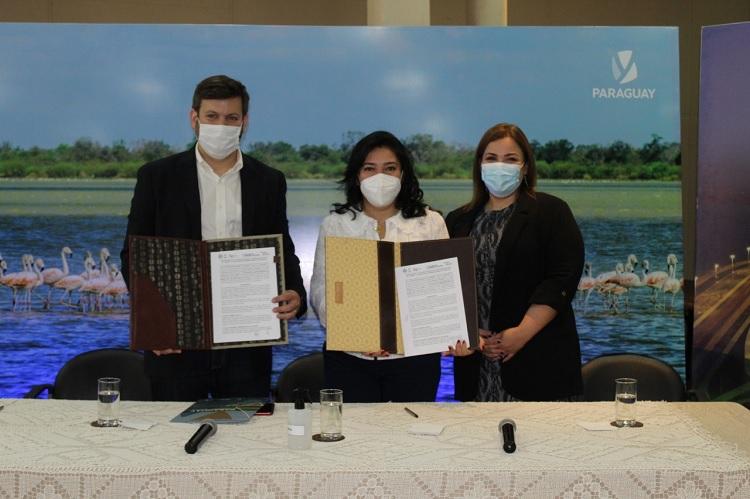 Asepy y Senatur firman acuerdo  que promoverá el turismo interno