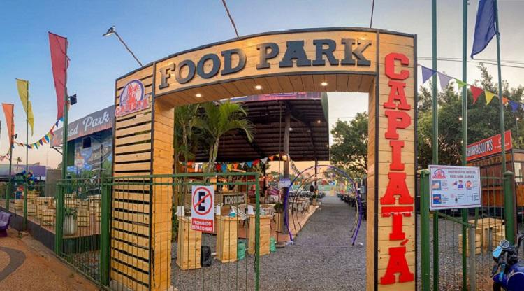 Nuevo espacio gastronómico, con variedad y otros atractivos para la comunidad capiateña