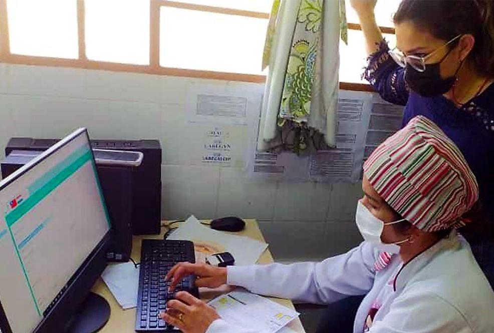 El Sistema HIS llegó al departamento de Caaguazú para mejorar atención médica