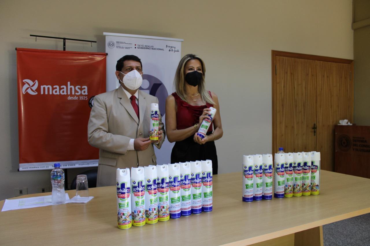 Alianza entre Sedeco y Maahsa en busca de beneficios para los consumidores